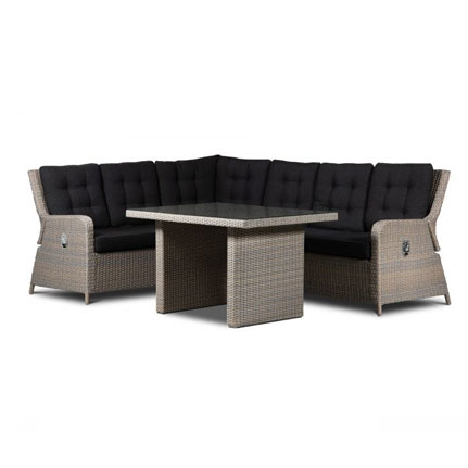Verstelbare tuinset Lounge