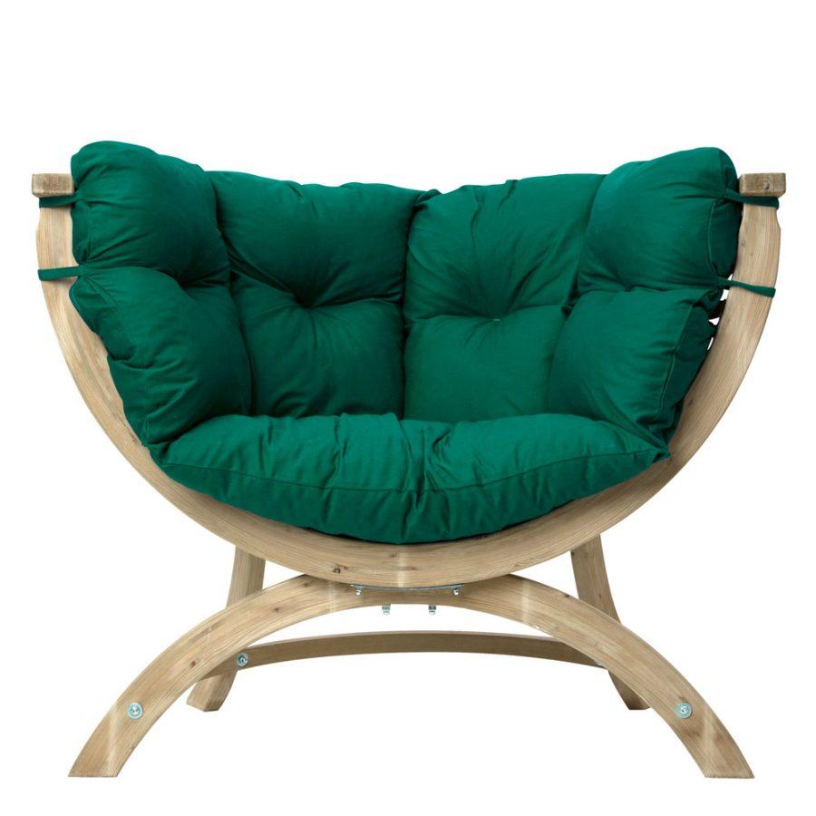 green Globe Chair in Nederland