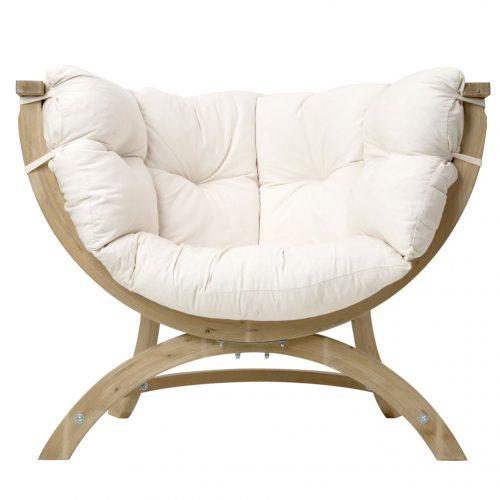 White Globe Chair in Nederland