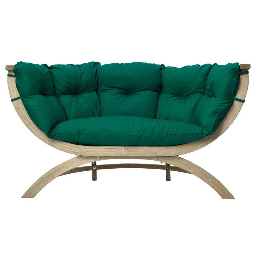Green Globe Bench In Nederland