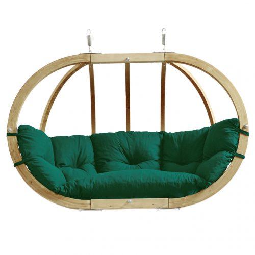 Green Globe Royal Bench in Nderland
