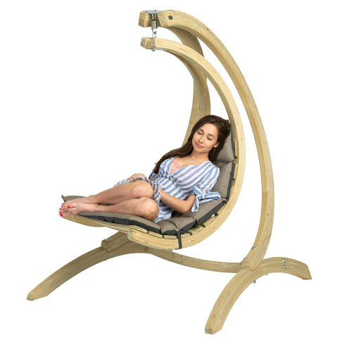 Globe Swing Chair in Nederland