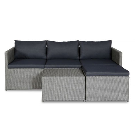Tuinset Wicker Chaise Loungesets