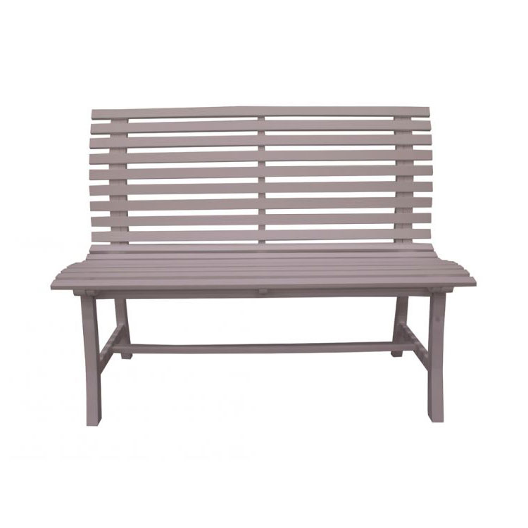 Bourgogne Bench – Off White