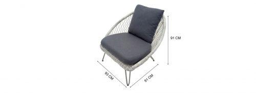 Galicia Chair in Nederlands
